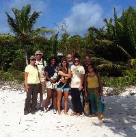 Biology Dept in Belize