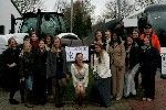 Equestrian students in Germany 2013