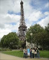 Eiffel Tower 2012