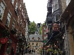 Quebec City 2 by Erica